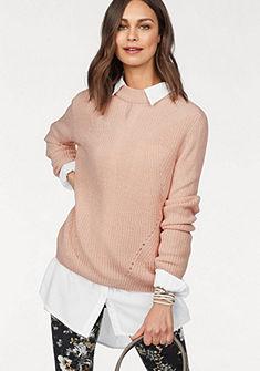 Boysen's kerek nyakkivágású pulóver