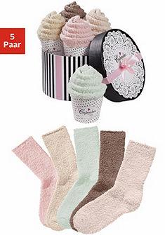 Lavana Plyšové ponožky (5 párov)