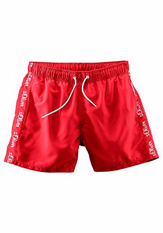 s.Oliver RED LABEL Beachwear fürdősort