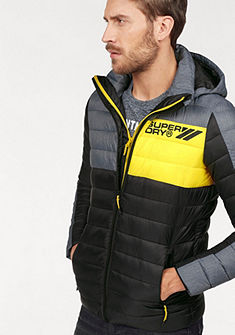 Superdry Prošívaná bunda »COLOUR BLOX FUJI«