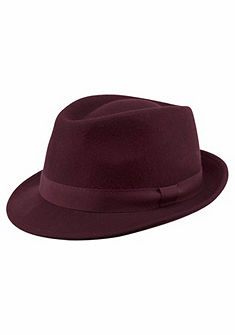 J.Jayz divatos gyapjú kalap