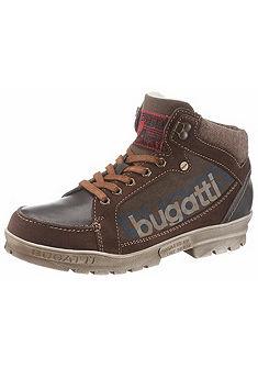 Bugatti Šnurovacie zimné topánky