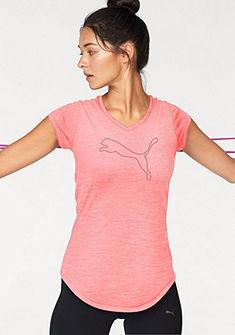 PUMA Sportovní tričko »HEATHER CAT TEE«
