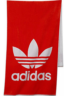 Strandtörölköző, adidas Originals, »Adidas Color«, sportos mintával