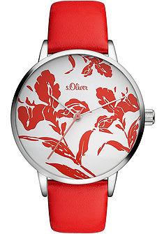 s.Oliver RED LABEL Náramkové hodinky »SO-3468-LQ«