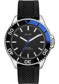 s.Oliver RED LABEL Náramkové hodinky »SO-3483-PQ«