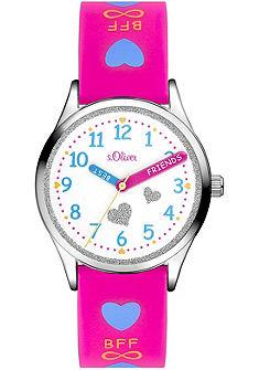 s.Oliver RED LABEL Náramkové hodinky »SO-3501-PQ«