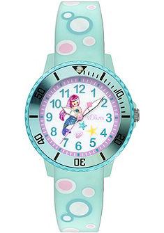 s.Oliver RED LABEL Náramkové hodinky »SO-3498-PQ«