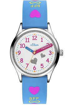 s.Oliver RED LABEL Náramkové hodinky »SO-3502-PQ«