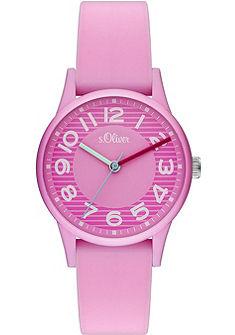 s.Oliver RED LABEL Náramkové hodinky »SO-3515-PQ«
