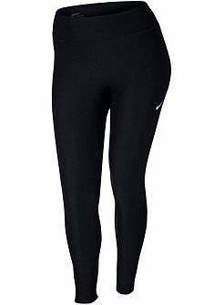 Nike Sportovní legíny »W NK PWR TGHT MID RS GOOD EXT PLUS SIZE«