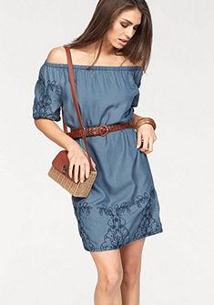 Laura Scott Riflové šaty