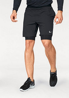 Nike Šortky na běh »FLEX DISTANCE SHORT 7INCH 2IN1«