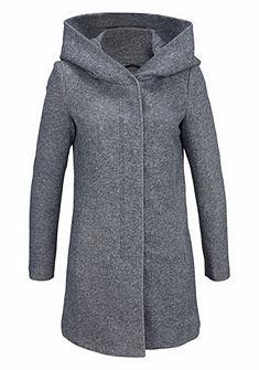 Vero Moda kapucnis kabát melírozott hatással »DONA«