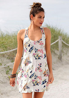 s.Oliver RED LABEL Beachwear Plážové šaty