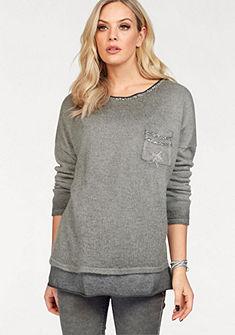 ZABAIONE kereknyakú pulóver »YLENIA«