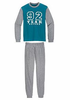 Le Jogger Dlhá pyžama s číslami
