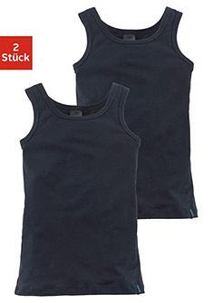 SCHIESSER Chlapecká noční košile (2 ks)