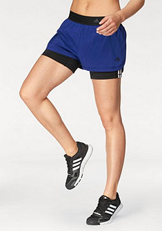 adidas Performance Šortky »2in1 SHORT W 3STRIPES«