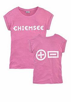 Chiemsee póló vágott ujjal