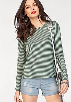 Vero Moda Tričko s dlouhými rukávy »SONIA«