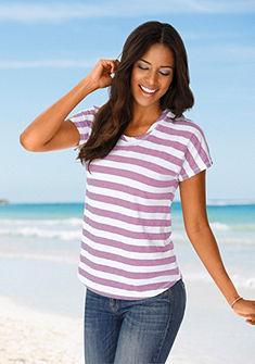 Beachtime Tričko v melírovaném vzhledu