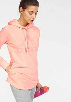 adidas Performance Mikina s kapucí »SOLID OPEN HEM HOODIE«