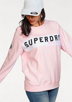 Superdry Mikina »SD  COLOURBLOCK CREW«