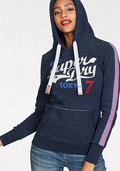 Superdry Mikina s kapucňou »COLLEGIATE TRAD ENTRY HOOD«