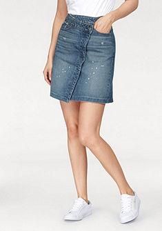 G-Star RAW Riflová sukňa »Arc Wrap Skirt«