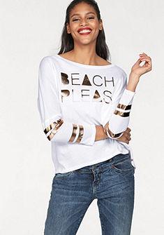Cotton Candy Tričko s dlhým rukávom »Bente«
