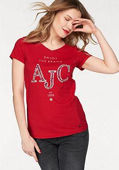 AJC Vzorované tričko