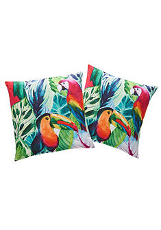 my home Selection Obliečka na vankúš »papagáj«
