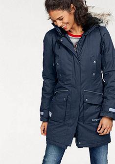 KangaROOS Prechodný kabát, odnímateľná umelá kožušina