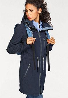 KangaROOS Softshell bunda z větru- a voděodolného materiálu