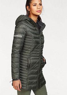 Péřový kabát