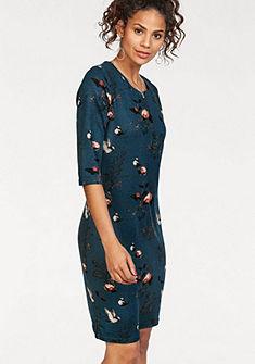 b.young Pletené šaty