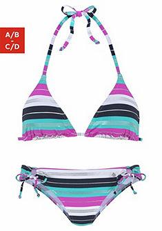 s.Oliver RED LABEL Beachwear Bikiny trojuholníkového strihu