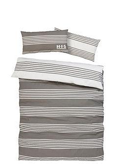 H.I.S Oboustranné ložní prádlo »Anne«