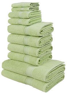 Sada ručníků, my home »Moni« v prémiové kvalitě
