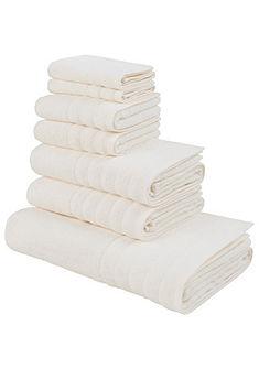 my home Souprava ručníků s 5 pruhy »Paddy«