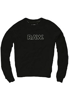 G-Star RAW Mikina »RC triffey cropped r sw wmn l/s«