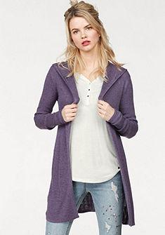 AJC Pletený sveter s kapucňou