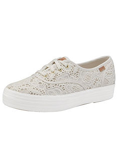 Keds Tenisky »Triple Embroidered Crochet«
