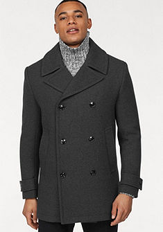 John Devin Dvojradový kabát