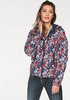 KangaROOS vízálló softshell dzseki, trendi virágmintával