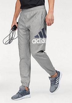 adidas Performance Teplákové nohavice »ESSENTIALS LOGO TAPERED SINGLE JERSEY PANT«