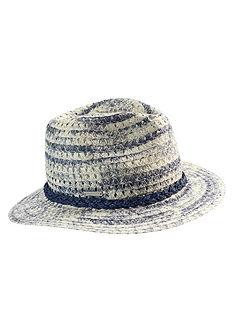 Seeberger Letní klobouk, barevný přechod