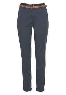 Tom Tailor Kalhoty ve stylu Chino »Chino Slim« (aj opasek)