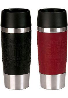 emsa izolációs bögre 0,36 Liter, 2 darab »Travel Mug«